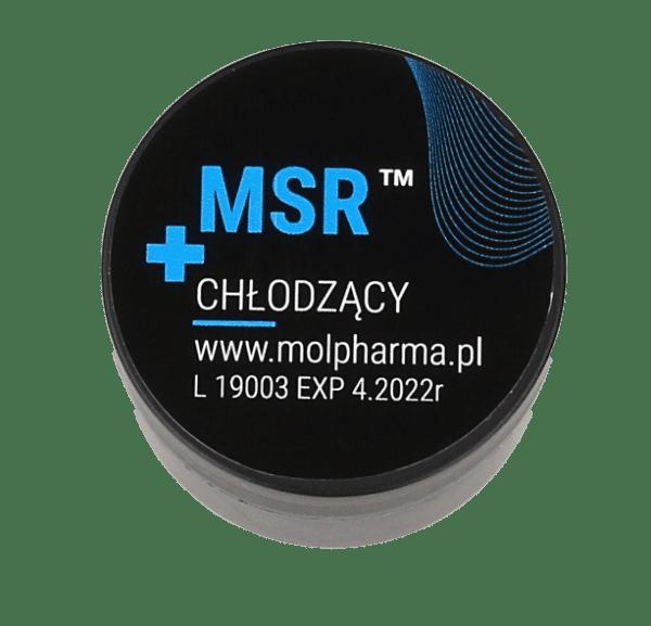 MSR krem chłodzący mini 10ml