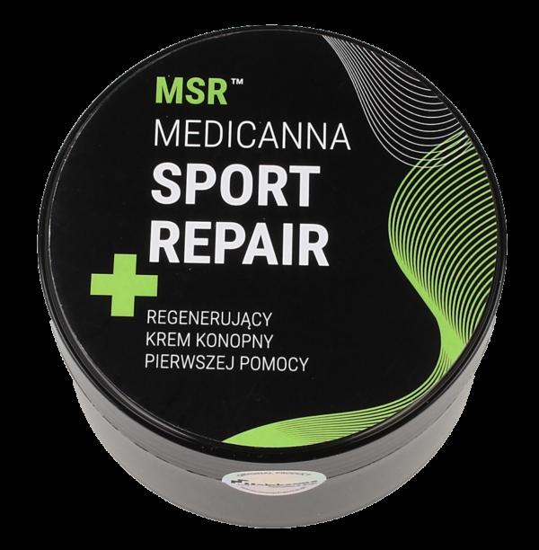 MSR krem regenerujący