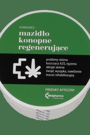 Maść konopna – Konopne Mazidło regenerujące KANNAMOL 100ml