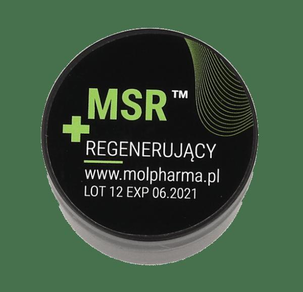 MSR krem regenerujący mini 10ml