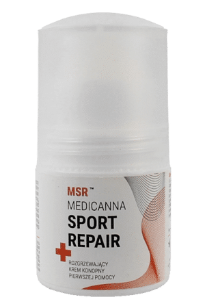 MSR heat cream roll-on